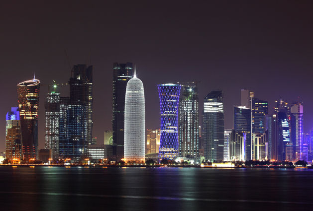West Bay - Doha